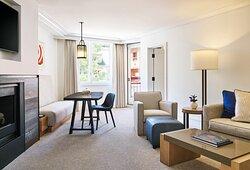 One Bedroom Suite - Living Room