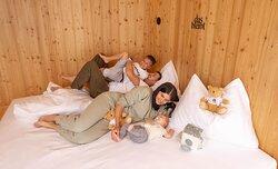 Kuschelecke in unseren Deluxe & Comfort Appartements