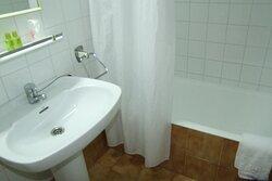 Baño habitación doble estándar