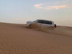 feel the dunes