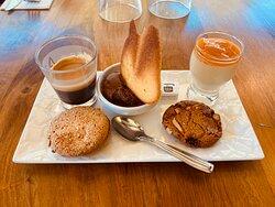Café gourmand Maison.