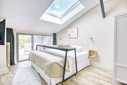 Chambre #20 avec rooftop & jacuzzi privé