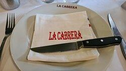 Almorzar en La Cabrera es LO +