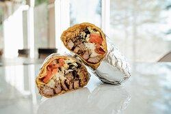 Surcheros Steak Burrito