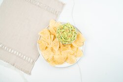 Some of our yummy chips and guac