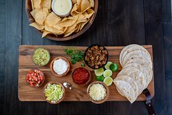 Our Taco Kit with all the fixings. Order an 8 or 12 Taco Kit today!