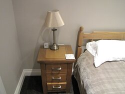 Furniture and furnishings in excellent condition