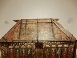Arcón del siglo XIII