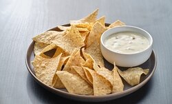 House-made Queso Blanco & Chips