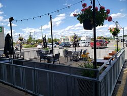 Open for Patio Dining!