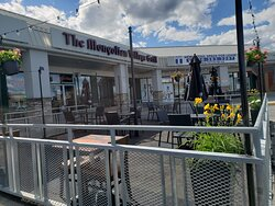 Spacious Patio Now Available