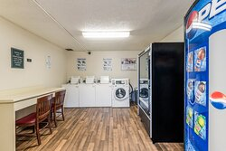 Laundry and Vending
