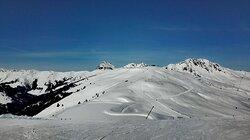 Kitzbühler Alpen skiing