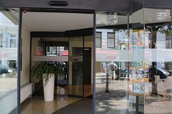 Entrance Novum Hotel Eleazar Hamburg