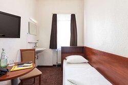 Single room Novum Hotel Eleazar Hamburg