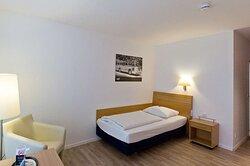 Single Room   Hotel Neotel Stuttgart