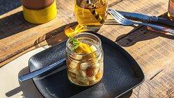 Salade de fruits, Marmelade d'orange bio aix&terra