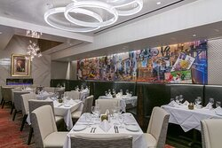 Ruth's Chis Steakhouse - Main Dining Room