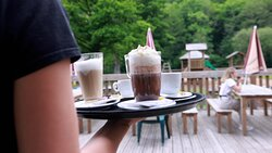 coffe and restaurant