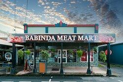 Our beautiful shop in the Main Street of Babinda.