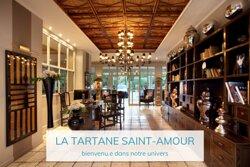 Le lobby de la Tartane Saint Amour