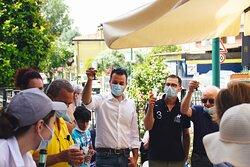 Inaugurazione - Pizzeria Da Filippo a Gazzera