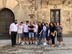 סיור בעקבות מורשת יהודית | דויד קובוס סיורים בברצלונה