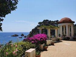 Sublimes jardins suspendus sur la côte de Blanes