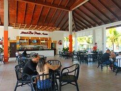 Renewed Snack Bar Punta Arena