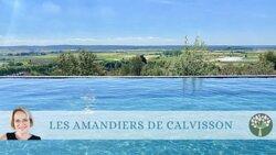 Maison de 16 couchages dans le Gard, entre Nîmes, Montpellier et les plages de la Grande Motte.