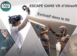Superbes escape game en réalité virtuelle à partir de 2 joueurs