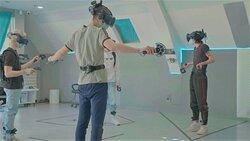 Jumpers notre escape game VR en déplacement libre sur 50 m²