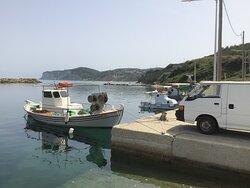Port area;