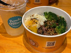 Truffle Beef Bowl