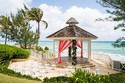 Oceanfront Gazebo weddings