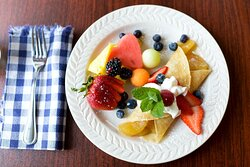 Delicious breakfasts at The Inn at Whitewing Farm