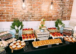 Let us make your special events magical with Diletto Catering.  https://www.facebook.com/dilettobakery