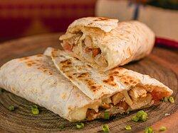 Burrito de Pollo Loko