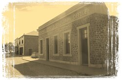 The Heritage Precinct is great but looks very  ' sanitised ' & newly polished. Well lets give it a bit more heritage feel!