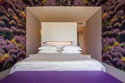 Superior Room Purple