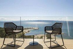 Premium Room - Balcony Front Sea View
