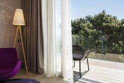 Premium Junior Suite - Balcony Front Sea View