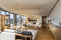 Penthouse Suite - Living Room