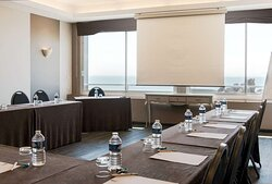 Meeting Room with Sea View