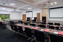Savoy East function room, classroom style