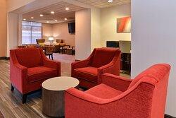 Great renovated Lobby