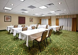 Host your corporate meeting in our comfortable meeting room