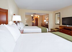 For just a few dollars more you can relax in our suites