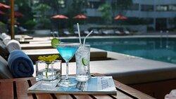 Oasis Pool Side Bar