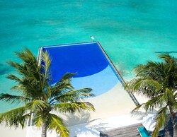 JA Manafaru I  Infinity Pool, one of two Venue Pools on the island